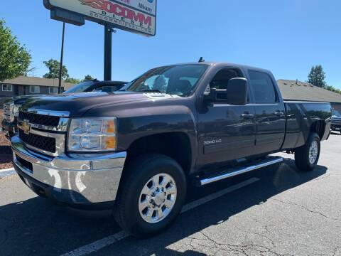 2011 Chevrolet Silverado 3500HD for sale at South Commercial Auto Sales in Salem OR