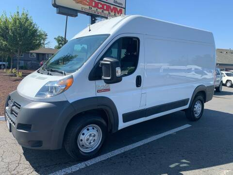 2017 RAM ProMaster Cargo for sale at South Commercial Auto Sales in Salem OR