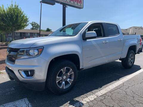 2020 Chevrolet Colorado for sale at South Commercial Auto Sales in Salem OR