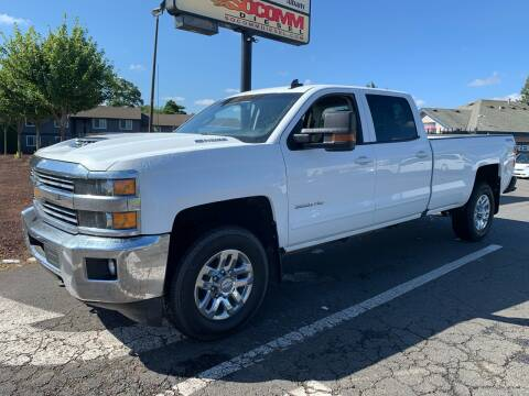2017 Chevrolet Silverado 3500HD for sale at South Commercial Auto Sales in Salem OR