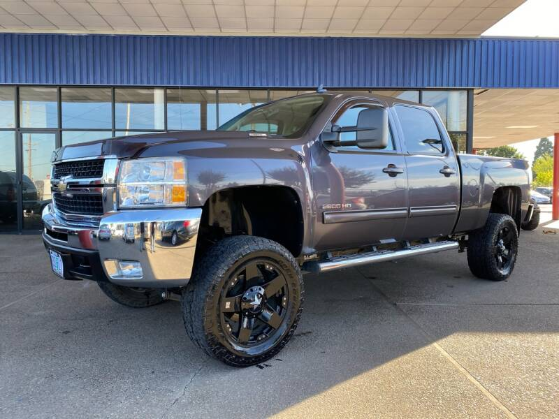 2010 Chevrolet Silverado 2500HD for sale at South Commercial Auto Sales in Salem OR