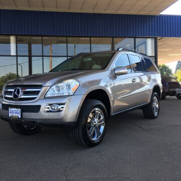 2007 Mercedes-Benz GL-Class for sale at South Commercial Auto Sales in Salem OR
