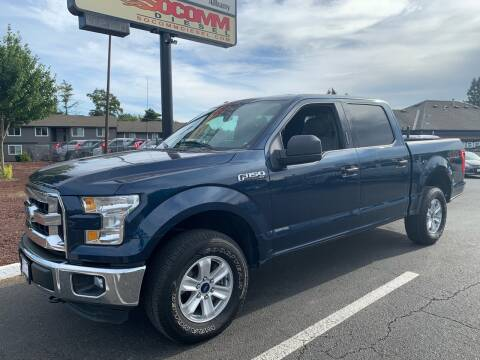 2016 Ford F-150 for sale at South Commercial Auto Sales in Salem OR