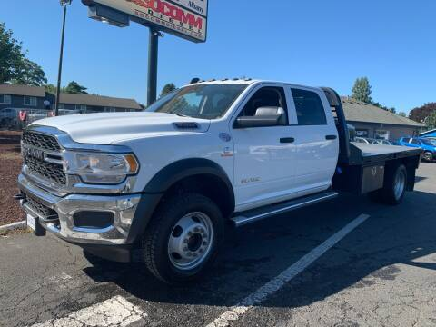 2019 RAM Ram Chassis 5500 for sale at South Commercial Auto Sales in Salem OR