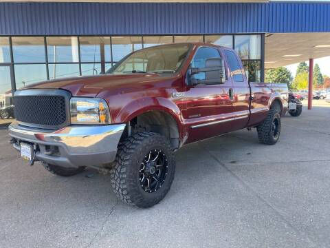1999 Ford F-250 Super Duty for sale at South Commercial Auto Sales in Salem OR