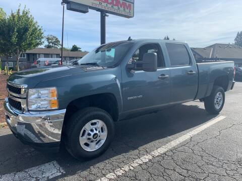 2011 Chevrolet Silverado 2500HD for sale at South Commercial Auto Sales in Salem OR