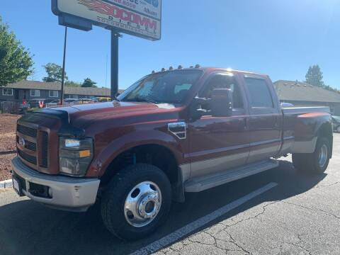 2008 Ford F-350 Super Duty for sale at South Commercial Auto Sales in Salem OR