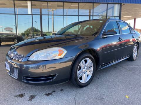 2013 Chevrolet Impala for sale at South Commercial Auto Sales in Salem OR