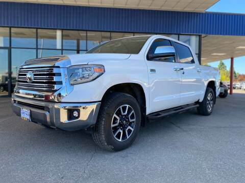 2018 Toyota Tundra for sale at South Commercial Auto Sales in Salem OR