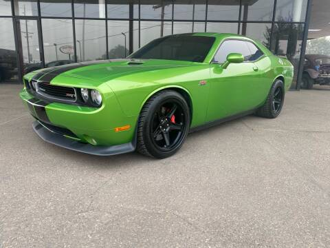 2011 Dodge Challenger for sale at South Commercial Auto Sales in Salem OR