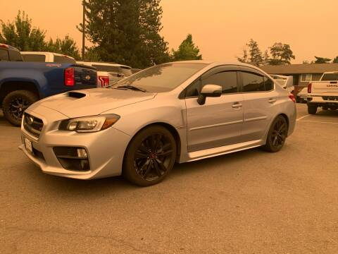 2017 Subaru WRX for sale at South Commercial Auto Sales in Salem OR