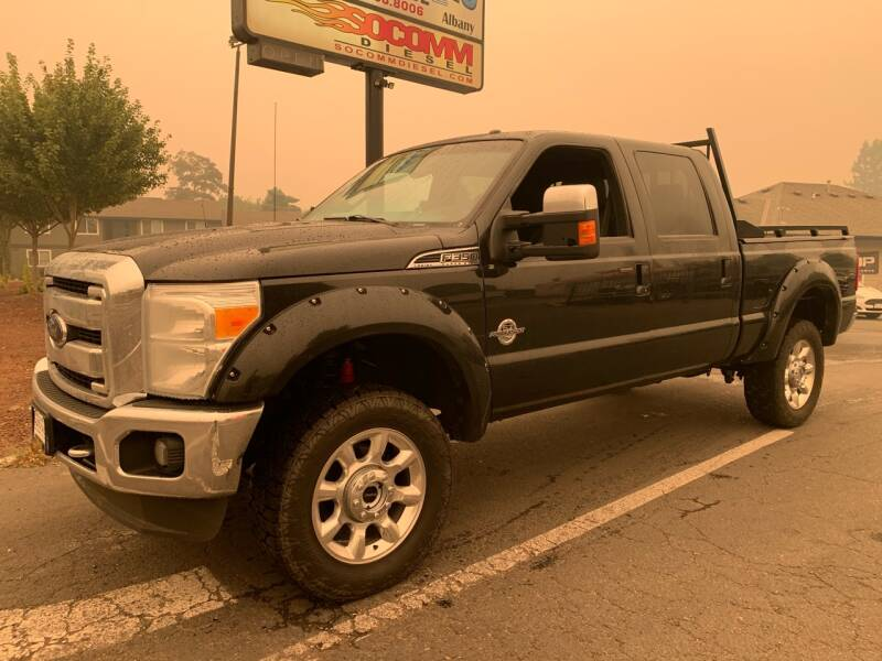 2014 Ford F-350 Super Duty for sale at South Commercial Auto Sales in Salem OR