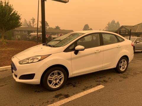2018 Ford Fiesta for sale at South Commercial Auto Sales in Salem OR