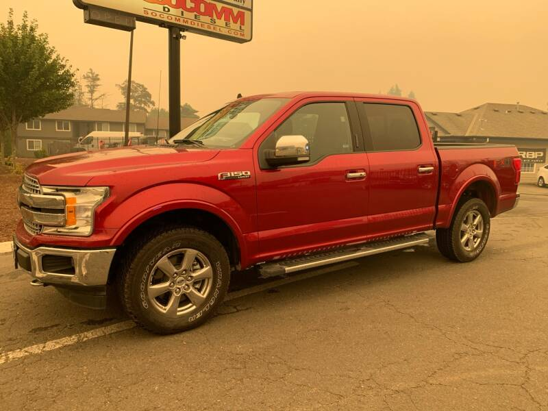 2019 Ford F-150 for sale at South Commercial Auto Sales in Salem OR