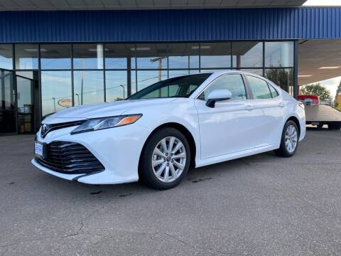 2019 Toyota Camry for sale at South Commercial Auto Sales in Salem OR
