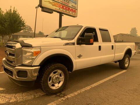 2013 Ford F-350 Super Duty for sale at South Commercial Auto Sales in Salem OR