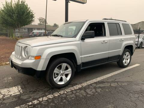 2011 Jeep Patriot for sale at South Commercial Auto Sales in Salem OR