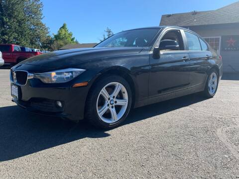 2015 BMW 3 Series for sale at South Commercial Auto Sales in Salem OR