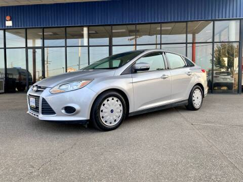 2014 Ford Focus for sale at South Commercial Auto Sales in Salem OR