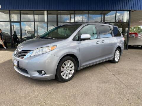 2011 Toyota Sienna for sale at South Commercial Auto Sales in Salem OR