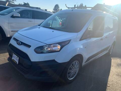 2016 Ford Transit Connect Cargo for sale at South Commercial Auto Sales in Salem OR