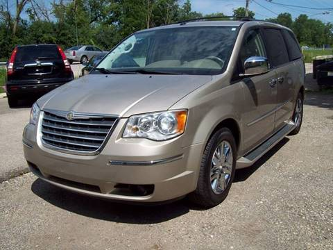 2008 Chrysler Town and Country for sale in Wauconda, IL