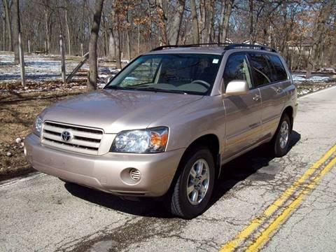 Toyota Highlander For Sale Carsforsalecom - 2006 highlander