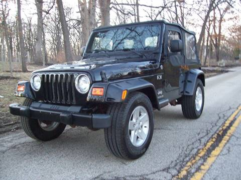2005 Jeep Wrangler for sale in Wauconda, IL