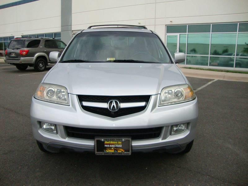2004 Acura MDX AWD Touring 4dr SUV w/Entertainment System - Chantilly VA