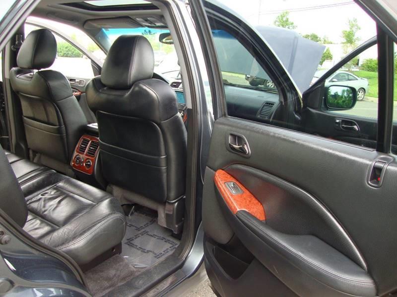2005 Acura MDX AWD Touring 4dr SUV - Chantilly VA
