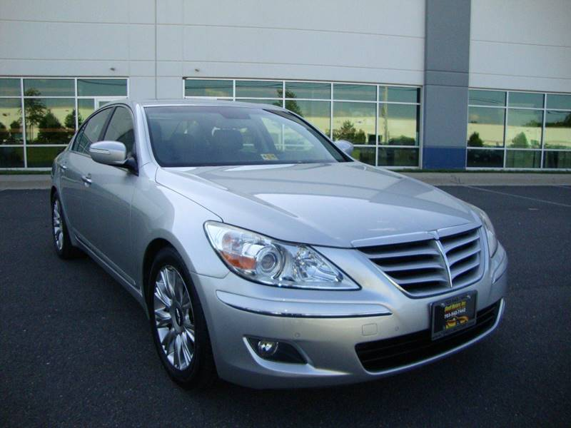 2009 Hyundai Genesis 3.8L V6 4dr Sedan - Chantilly VA