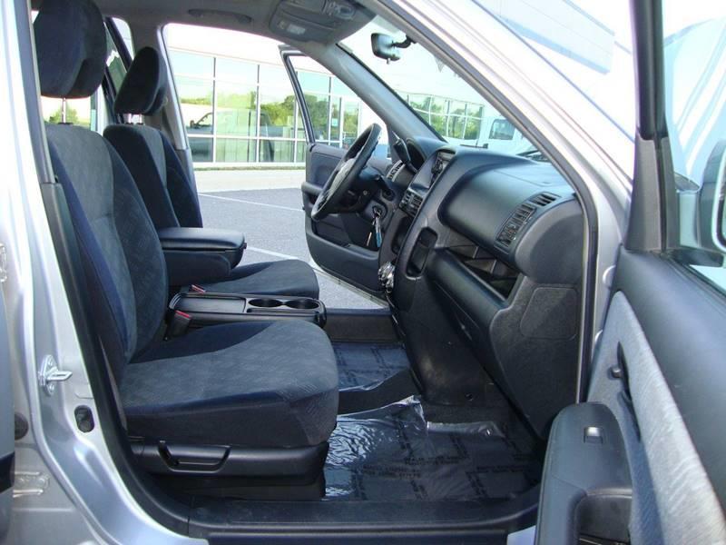2006 Honda CR-V AWD EX 4dr SUV w/Automatic - Chantilly VA