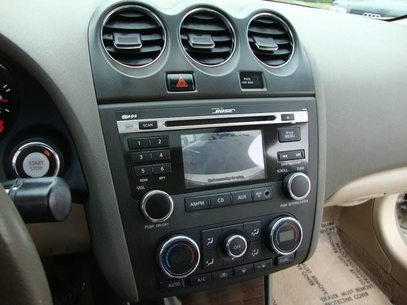 2010 Nissan Altima 2.5 S 4dr Sedan - Chantilly VA