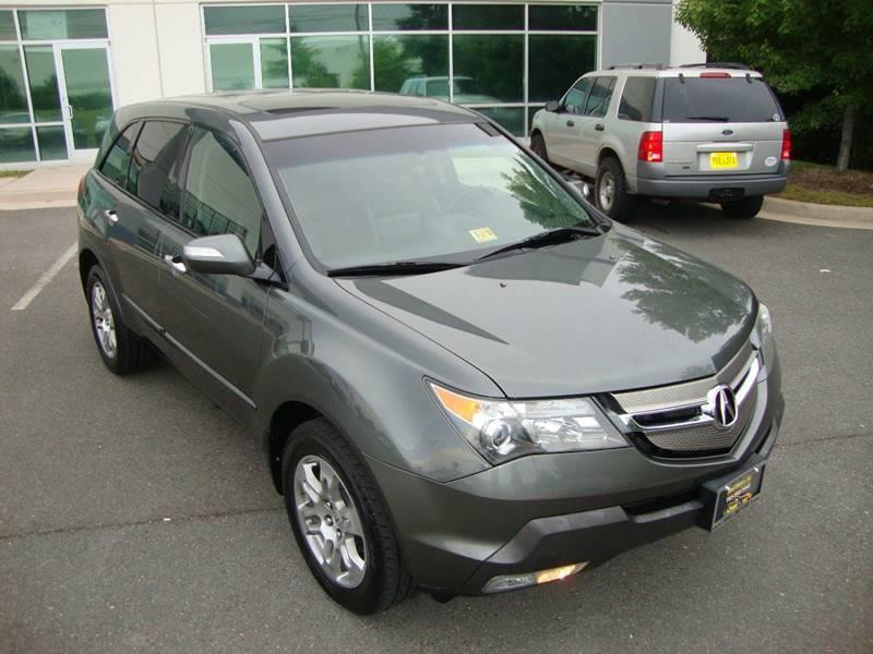2007 Acura MDX SH-AWD 4dr SUV w/Technology Package - Chantilly VA