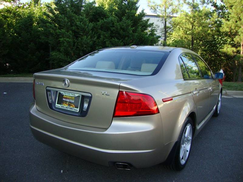 2005 Acura TL 3.2 4dr Sedan - Chantilly VA