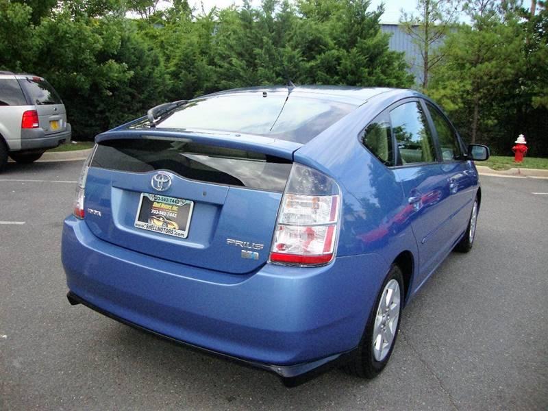 2005 Toyota Prius 4dr Hatchback - Chantilly VA