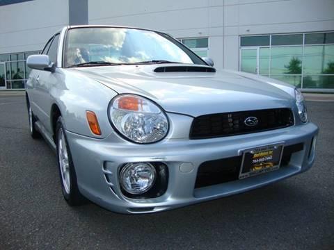 2002 Subaru Impreza for sale in Chantilly, VA