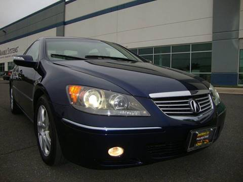 2006 Acura RL for sale in Chantilly, VA