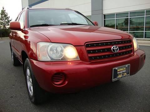 2003 Toyota Highlander