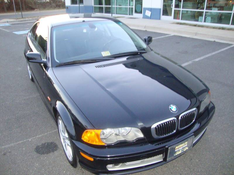 Bmw Series Ci Dr Coupe In Chantilly VA Shell Motors - Bmw 3 series 330ci