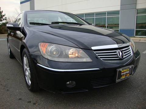 Acura RL For Sale In Virginia Carsforsalecom - Acura rl 2006 for sale