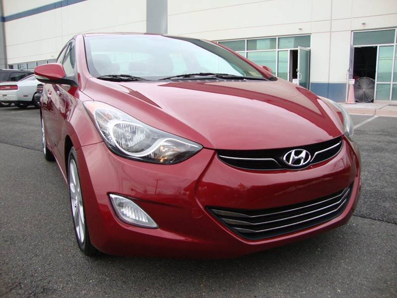 2012 Hyundai Elantra Limited 4dr Sedan   Chantilly VA