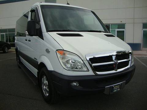 2008 Dodge Sprinter Passenger for sale in Chantilly, VA