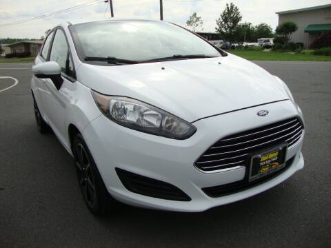 2016 Ford Fiesta SE for sale at Shell Motors in Chantilly VA