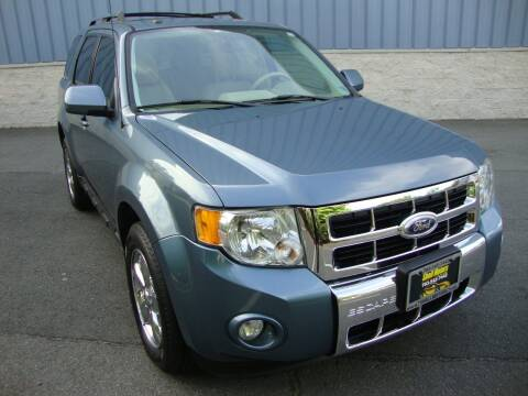 2011 Ford Escape Limited for sale at Shell Motors in Chantilly VA
