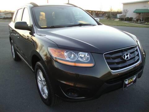 2011 Hyundai Santa Fe GLS for sale at Shell Motors in Chantilly VA