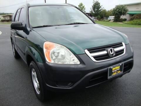 2004 Honda CR-V for sale at Shell Motors in Chantilly VA