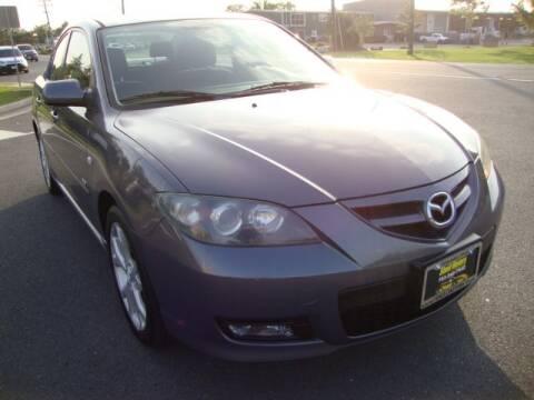 2007 Mazda MAZDA3 for sale at Shell Motors in Chantilly VA