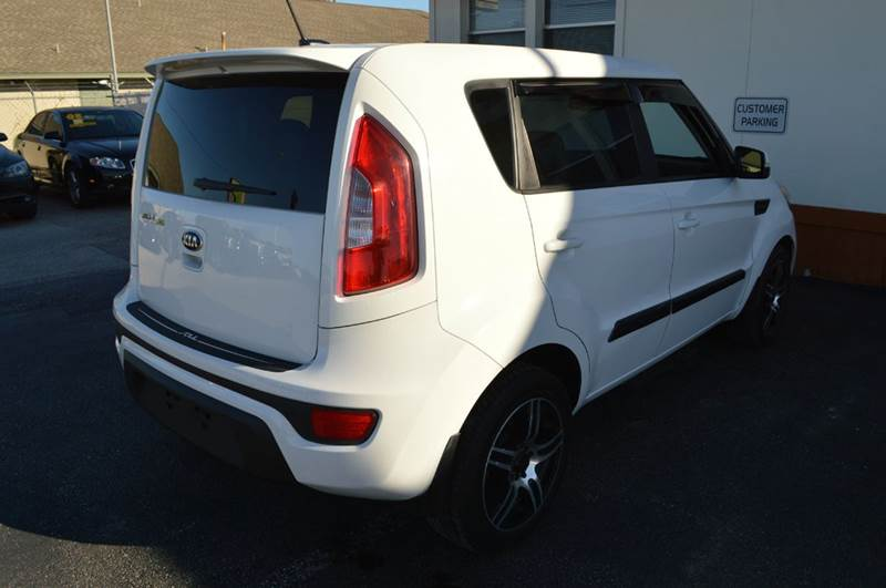 2013 Kia Soul 4dr Wagon 6a In Houston Tx Inter Motors