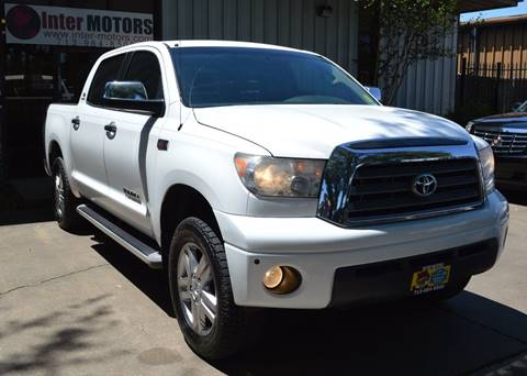 2009 Toyota Tundra for sale in Houston, TX